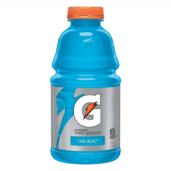 Gatorade Cool Blue 32oz  946ml
